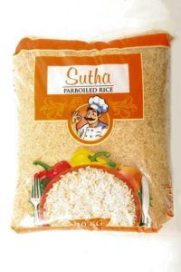 Sutha Parboiled Rice